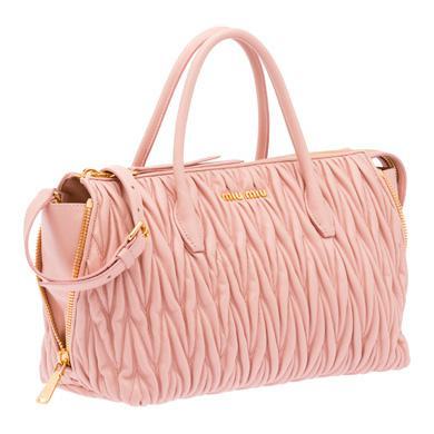 Miu Miu Avenue travel bag Outlet Store Sale Online Cheap Sale 100% Authentic y7jJB
