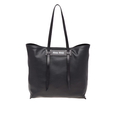 Miu Miu Handbags Grace Lux leather tote