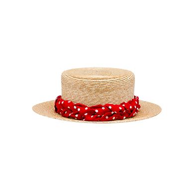 MIU MIU Straw hat