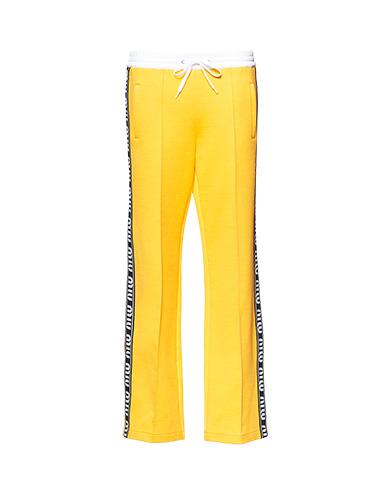 Miu Miu Trousers with racing stripes