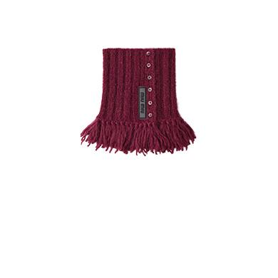 MIU MIU Knit collar