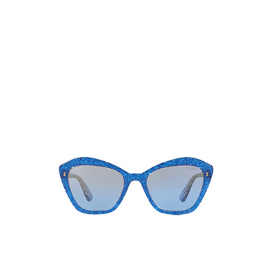 6a0e562a8 ... Miu Miu Logo sunglasses MiuMiu MIRRORED LIGHT BLUE GRADIENT LENSES ...