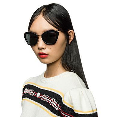 36d7cadd94e ... Miu Miu Noir Eyewear MiuMiu CARBON LENSES