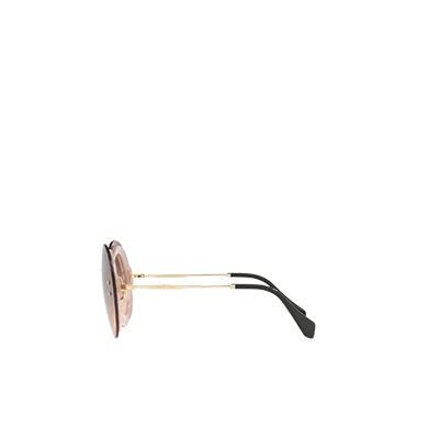 0e31119bf4ee ... Miu Miu Reveal Eyewear with glitter MiuMiu GRAPHITE GRAY TO PINK  GRADIENT LENSES