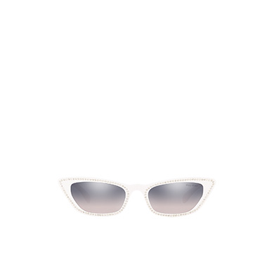 a78c2ea77 ... Miu Miu Logo sunglasses MiuMiu GRAY TO LILAC GRADIENT LENSES ...
