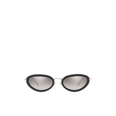 b2512adac09a ... Miu Miu Délice sunglasses MiuMiu ANTHRACITE GRAY TO LAKE BLUE GRADIENT  LENSES WITH SILVER MIRROR FINISH ...