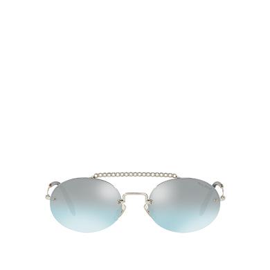Miu Miu Société Sunglasses with Crystals
