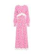 Marocain dress Pink MiuMiu