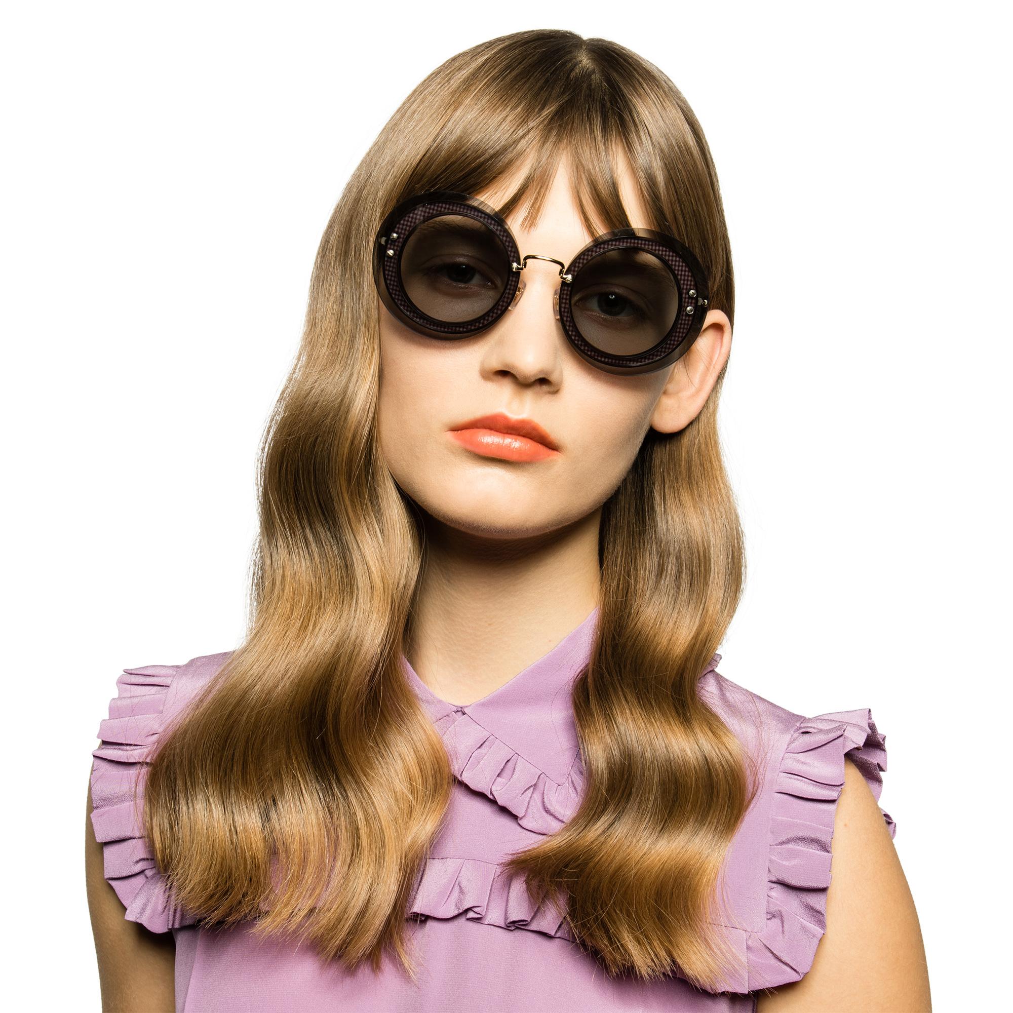 caa4d82378bb Round Miu Miu Reveal Eyewear