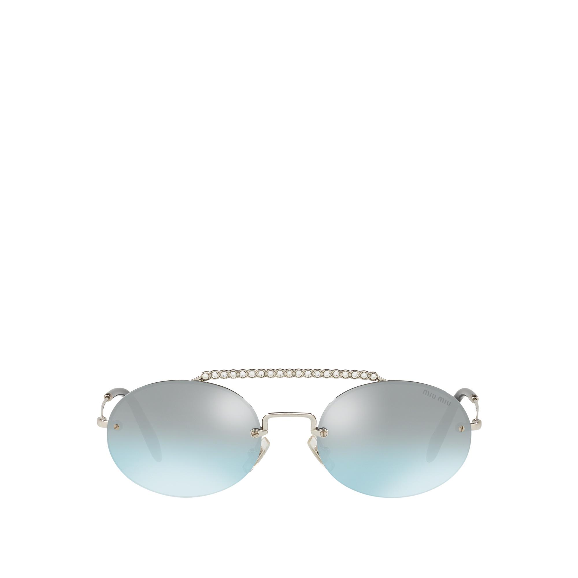 1f79b49f88fa3 Miu Miu Société Sunglasses with Crystals